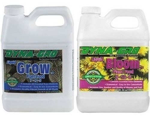 Dyna-Gro Liquid Grow and Liquid Bloom 8oz