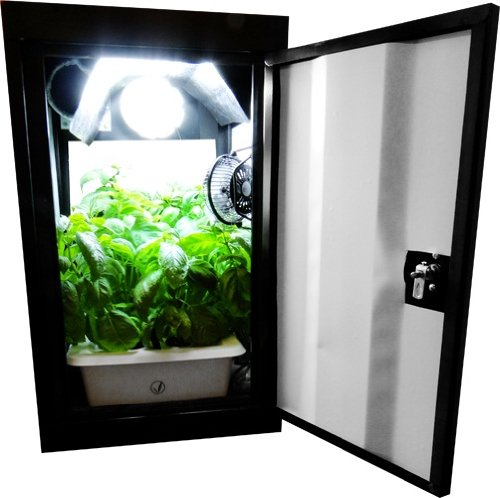 SuperCloset Superbox 200W Automated Turnkey Grow Box