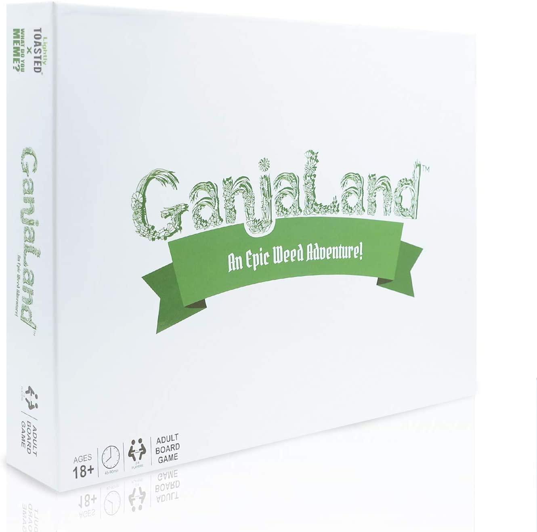 Ganja Land Board Game