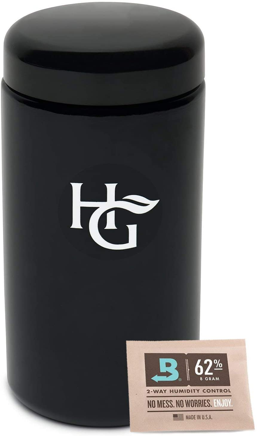 Herb Guard - Stash Jar and Smell Proof Container